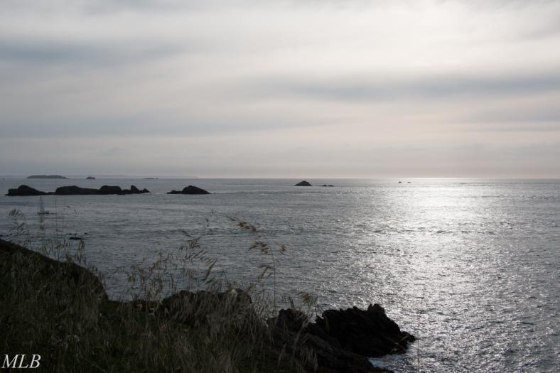 La mer s'éteint